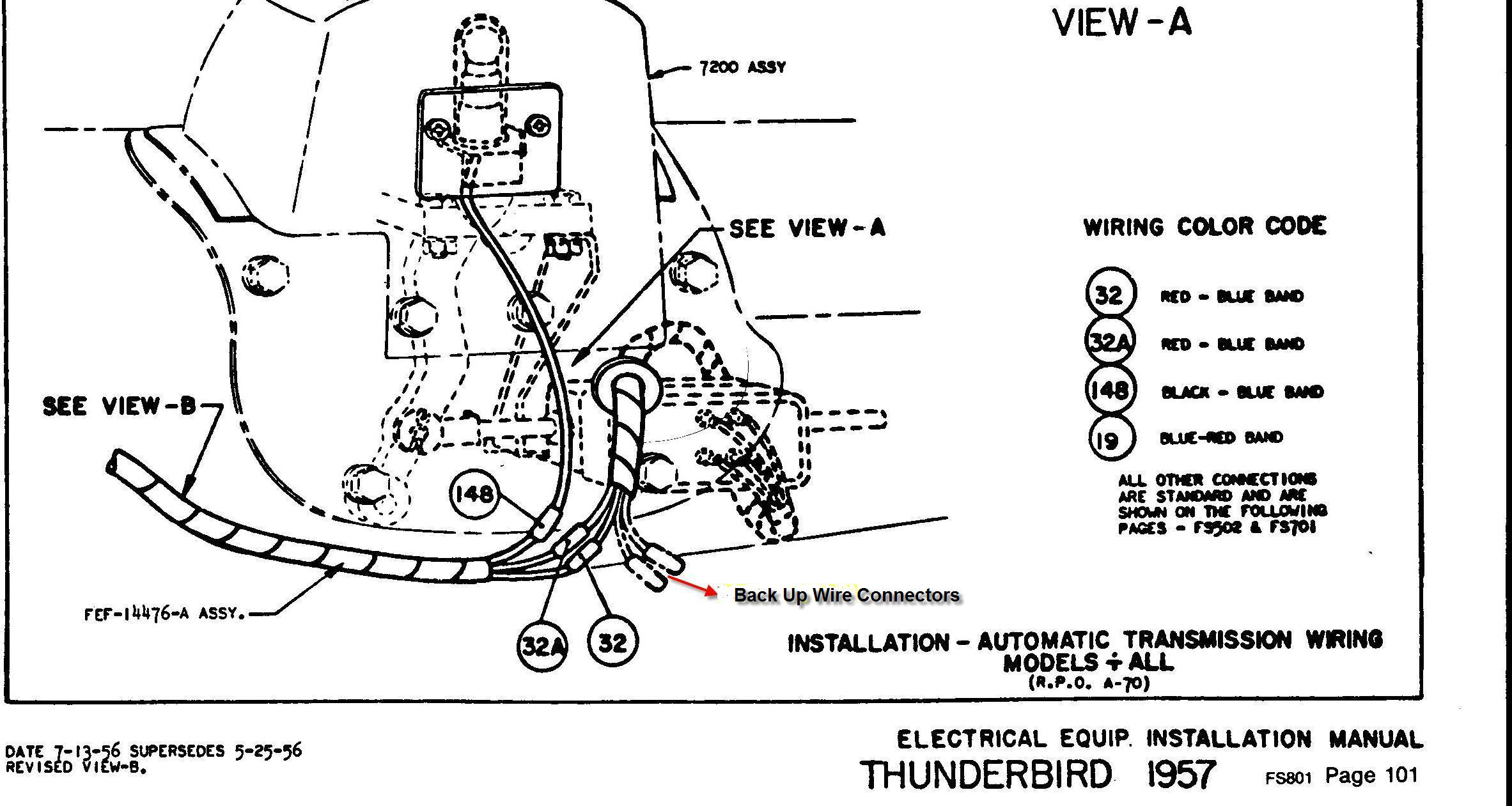 57 65 ford wiring diagrams 8