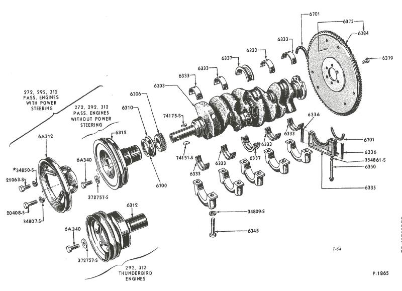 ford fe 390 engine vacuum diagrams ford fe engine heads