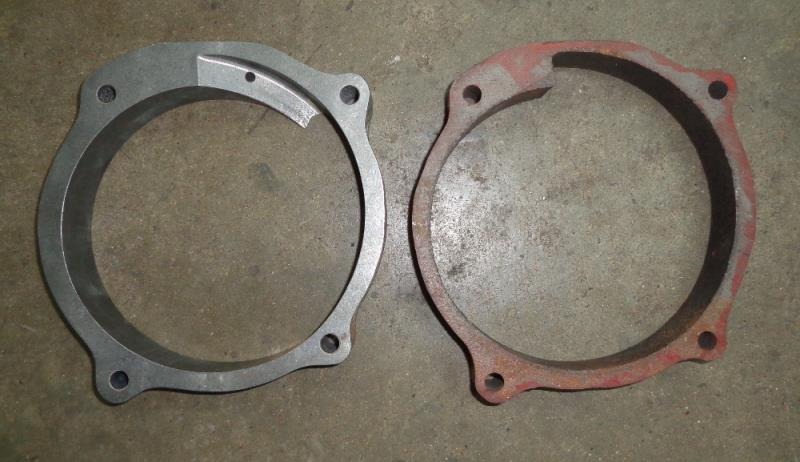 New Water Pump Spacer for the 1955-1957 Thunderbirds